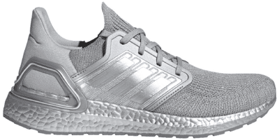 adidas Ultraboost 20 Silver Metallic FV5336