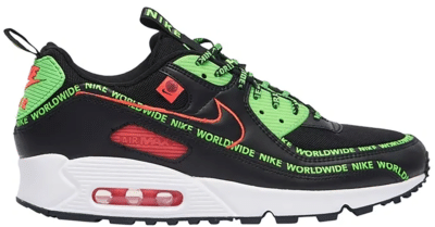 "Nike Air Max 90 ""Worldwide"" CK6474-001"