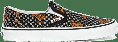 VANS Tiger Floral Classic Slip-on  VN0A4U3819M