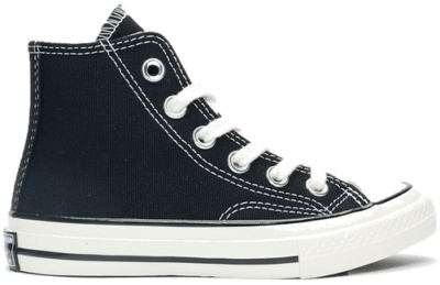 Converse Chuck 70 Hi Kids Black 368983C
