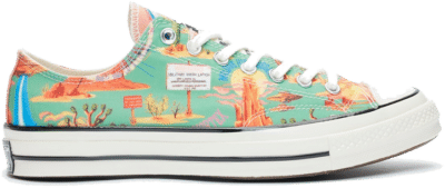 "Converse x CONVERSE TWISTED RESORT CHUCK 70 OX ""EGRET"" 167762C"