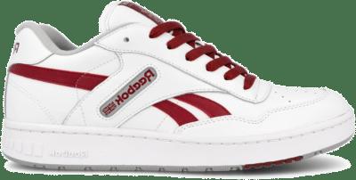 Reebok BB 4000 Schoenen White / Merlot / Pure Grey 3 FW7788