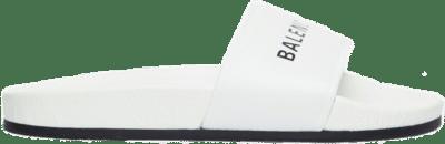Balenciaga Pool Slide White (W) 517226 WAL00 9061