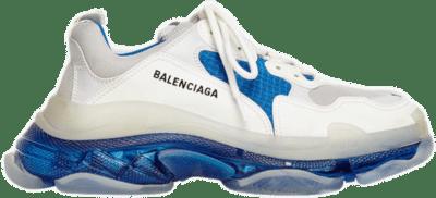 Balenciaga Triple S Clear Sole Blue (W) 544351W09ON9169
