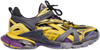 Balenciaga Track.2 Yellow Purple (W) 568615W2GN35164