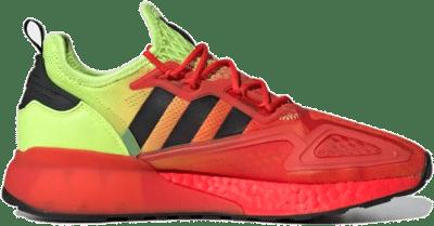 adidas ZX 2K Boost Yellow FW0482