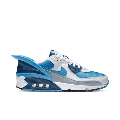 "Nike Air Max 90 FlyEase ""Light Blue"" CZ4270-100"