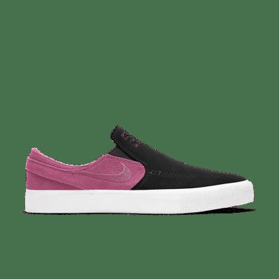 """Nike Skateboarding Zoom Stefan Janoski Slip RM """"Black"""" AT8899-007"""