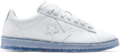 "Converse x ROKIT PRO LEATHER OX ""WHITE"" 169217C"