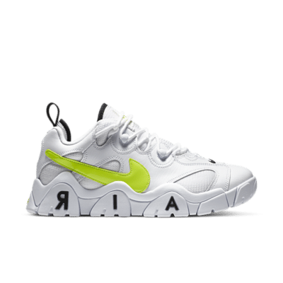 "Nike Air Barrage Low ""Neon Yellow"" CN0060-100"