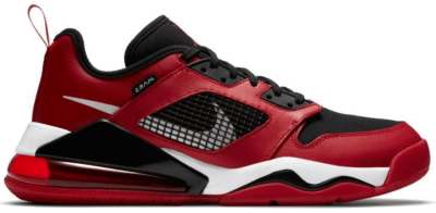 Jordan  Mars 270 Low (GS) Rood Zwart  CK2504-600