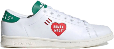 "adidas Originals x HUMAN MADE STAN SMITH ""GREEN"" FY0734"