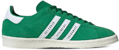 "adidas Originals x HUMAN MADE CAMPUS ""GREEN"" FY0732"