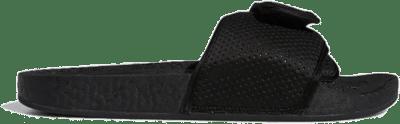 "adidas Originals Pharrell Williams Chancletas Hu Slide ""Core Black"" FX8056"