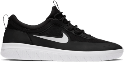 Nike SB Nyjah Free 2 Black White BV2078-001