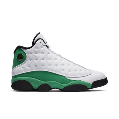 Air Jordan 13 'Lucky Green' White/Black/Lucky Green DB6537-113