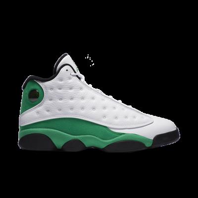 Air Jordan 13 'Lucky Green' White/Black/Lucky Green DB6537-113