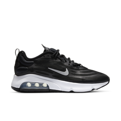 Nike Air Max Exosense Black White Metallic Silver (W) CK6922-002
