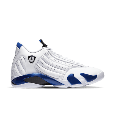 Air Jordan 14 'Hyper Royal' White/Hyper Royal/Black 487471-104