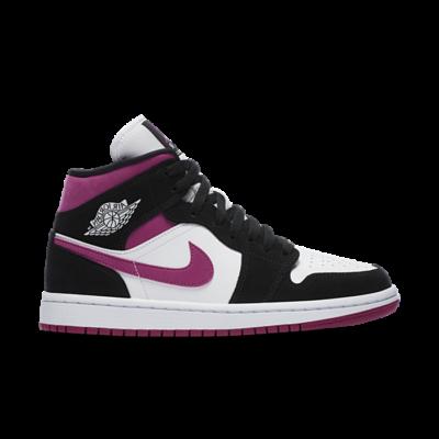 Jordan 1 Mid Black BQ6472-005