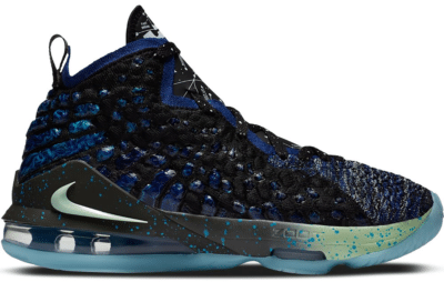 Nike LeBron 17 Constellations (GS) BQ5594-407