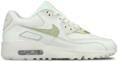 Nike Air Max 90 Leather White 833376-103