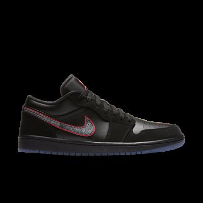"""Air Jordan 1 LOW SE """"BLACK"""" CK3022-006"""