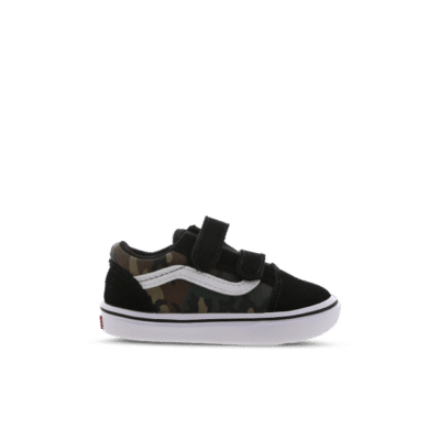 Vans Old Skool Woodland Camo Black VN0A4TZI0R