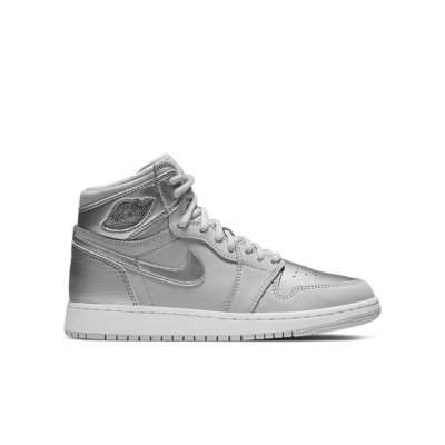Air Jordan 1 Retro High OG CO.JP 'Tokyo' Neutral Grey/White/Metallic Silver 575441-029