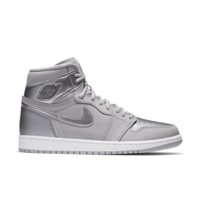 Air Jordan 1 Retro High OG CO.JP 'Tokyo' Neutral Grey/White/Metallic Silver DC1788-029