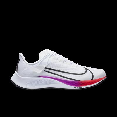 Nike Air Zoom Pegasus 37 Flyease White Multi-Color CK8474-100