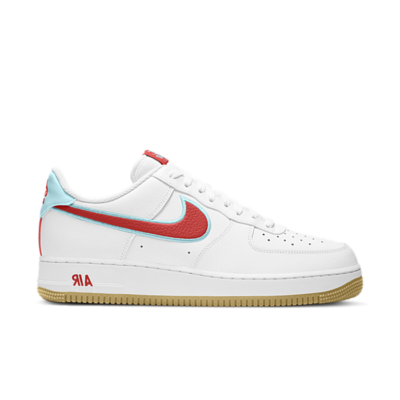 "Nike Air Force 1 u00b407 LV8 ""Chile Red"" DA4660-101"