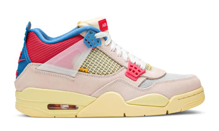Nike Air Jordan 4 guava ice