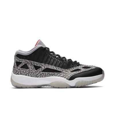 Jordan Air Jordan 11 Low I.E. 'Black Cement' Black Cement 919712-006