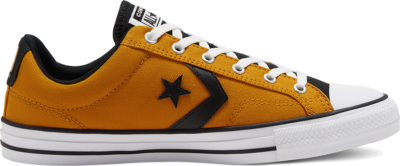 Converse Unisex Seasonal Color Star Player Low Top Saffron Yellow/Black/White 168527C