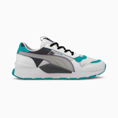 Puma RS 2.0 Future sportschoenen voor Dames Wit / Groen 374011_02
