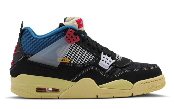 Air Jordan 4 union