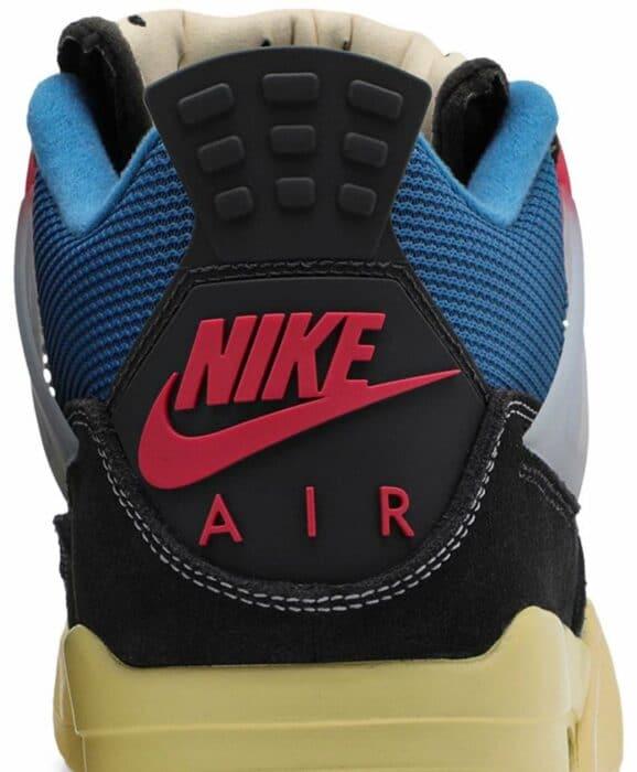 Air Jordan 4 nike off
