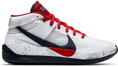 Nike KD 13 USA CI9949-101/CI9948-101