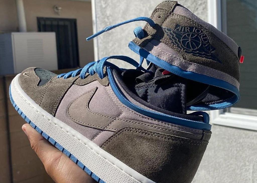 Combineer hoog en laag met de nieuwe innovatieve Air Jordan 1 Switch van Nike
