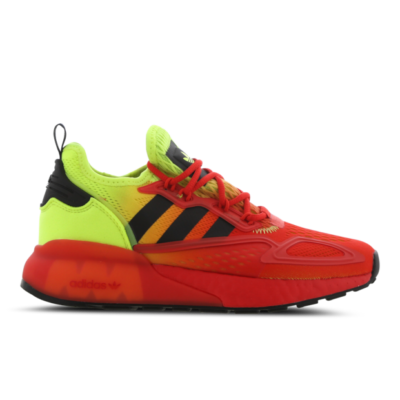 adidas Zx Fuse Boost Yellow FV8595