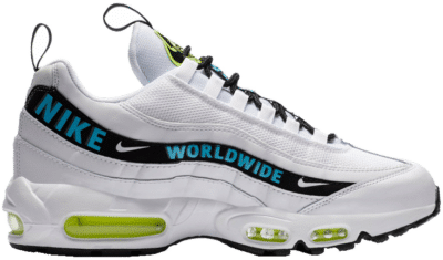 "Nike Air Max 95 SE ""Worldwide Pack"" CT0248-100"