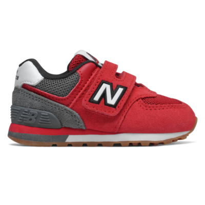 New Balance 574 Sport Pack Team Red/Lead