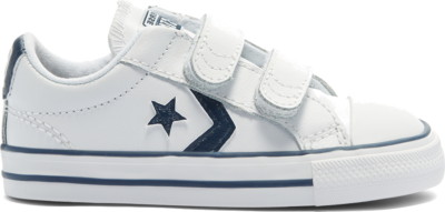 Converse Toddler Easy-On Star Player Low Top White 746140C