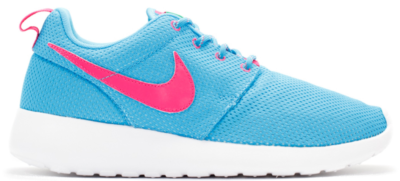 Nike Roshe Run (Test) Vivid Blue Vivid Pink (GS) TEST-599729-400