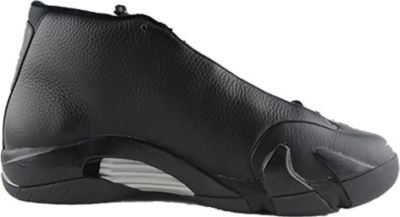 Jordan 14 Retro Black Seamless JBM343-M32-C1