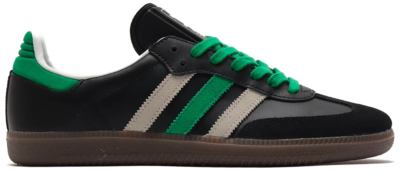 adidas Samba Core Black Orange Green FW5386