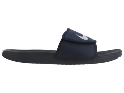 Nike Kawa Adjust Obsidian/White-Black 834818-411