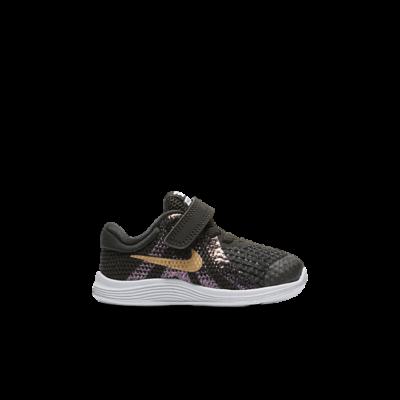 Nike Revolution 4 Zwart AV4486-001