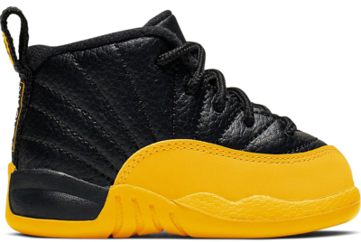 Jordan 12 Retro Black University Gold (TD) 850000-070